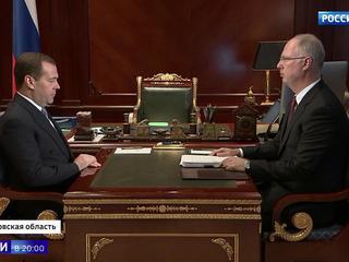Глава Российского фонда прямых инвестиций рассказал Медведеву об искусственном интеллекте