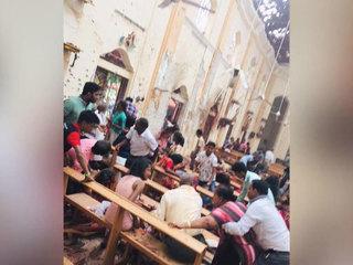 Страшные взрывы на Шри-Ланке. Ранены сотни человек
