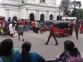 Теракт на Шри-Ланке. Погибших более 50, раненых - сотни