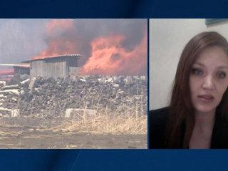 Эксперты назвали причины сильных пожаров в Забайкалье