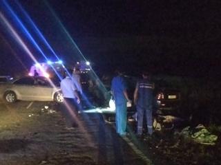 В Тыве в результате аварии погибли семь человек