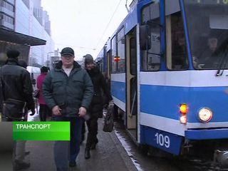 Ведущий транспорт в россии