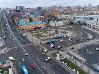 Москва и пустота. Специальный репортаж Дмитрия Щугорева