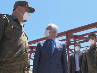 Глава Дагестана: ситуация под контролем, возможно смягчение режима при соблюдение мер безопасности
