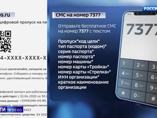 Как получить пропуск в Москву: без паспорта РФ тоже можно