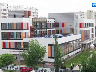 В Новокосине строят новое здание школы