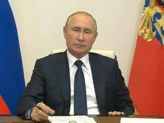 Путин: взрывного распространения коронавируса удалось избежать, ситуация стабилизируется
