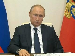 Владимир Путин назначил день голосования по поправкам в Конституцию