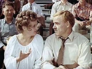 """Кадр из фильма """"Почти смешная история"""", 1977"""