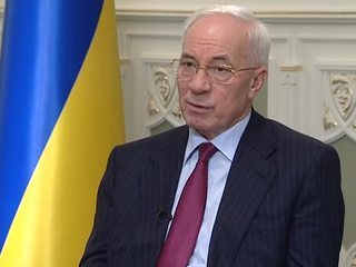 Николай Азаров: о киевских баррикадах, вступлении в ТС и сланцевом газе