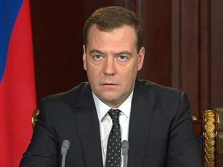 Медведев консолидирует средства для ракетно-космической корпорации