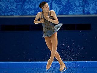 Золотое выступление Аделины Сотниковой
