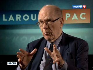 Линдон Ларуш: на Украине США ставят на нацистов