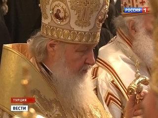 Патриарх Кирилл: Всеправославный Собор призовет к миру