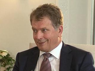 Формула власти: президент Финляндии Саули Нийнистё