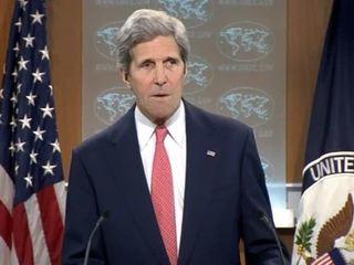 Госсекретарь США прибыл в столицу Украины