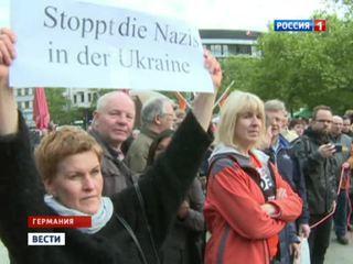 Немцы встретили выступление Меркель недовольным гулом