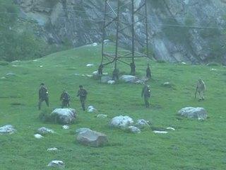 В Дагестане бандиты открыли шквальный огонь по полицейскому патрулю