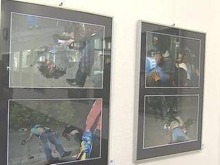 В Берлине открылась фотовыставка о трагедии в Одессе
