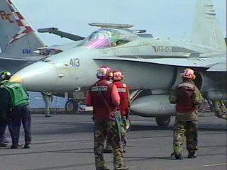 США нанесли первые авиаудары по боевикам ИГ в Сирии
