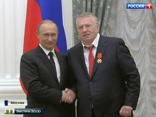 Любимое дело - это счастье: Путин вручил более 40 госнаград выдающимся россиянам