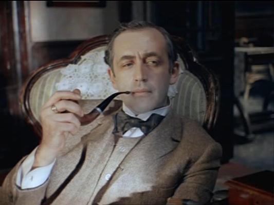 Василий Ливанов. Приключения Шерлока Холмса и доктора Ватсона (1980). СССР