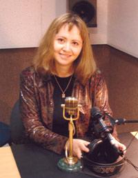 Инна Зотова – автор и ведущая программы