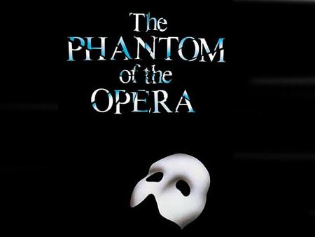 "Мюзикл ""The Phantom Of The Opera"" (""Призрак оперы"")."
