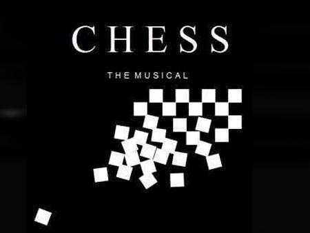 "Мюзикл ""Chess"" (""Шахматы"")."